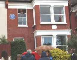 blue plaque andrew motion cropped